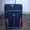 Новый чемодан на колесах черного цвета   #527128