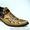 Песочные Казаки Etor мужские туфли на кожаной подошве. Стиль. #1092940