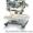 Машина для производства макарон и равиоли 70-80 кг/ч,  оборудование для макарон #1136034
