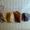 Кулоны из натурального необработанного янтаря. #838953