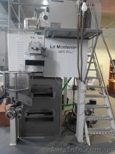 Линия для производства макарон La Monferrina 300 кг/час б/у  - Изображение #1, Объявление #1636056