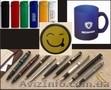 нанесение на ручки,  зажигалки и прочие сувениры методом шелкографии.
