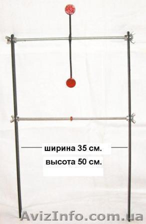 Мишень «ДУЭЛЬ» для стрельбы из пневматического оружия. Пружины пневматики, тир, Объявление #479231