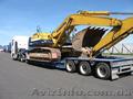 Перевозка тяжелых,  негабаритных грузов,  дорожной техники