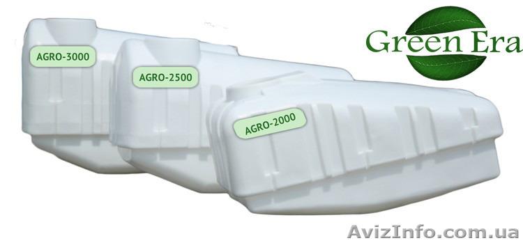 Резервуары для транспортировки воды и жидких удобрений, Объявление #1367636