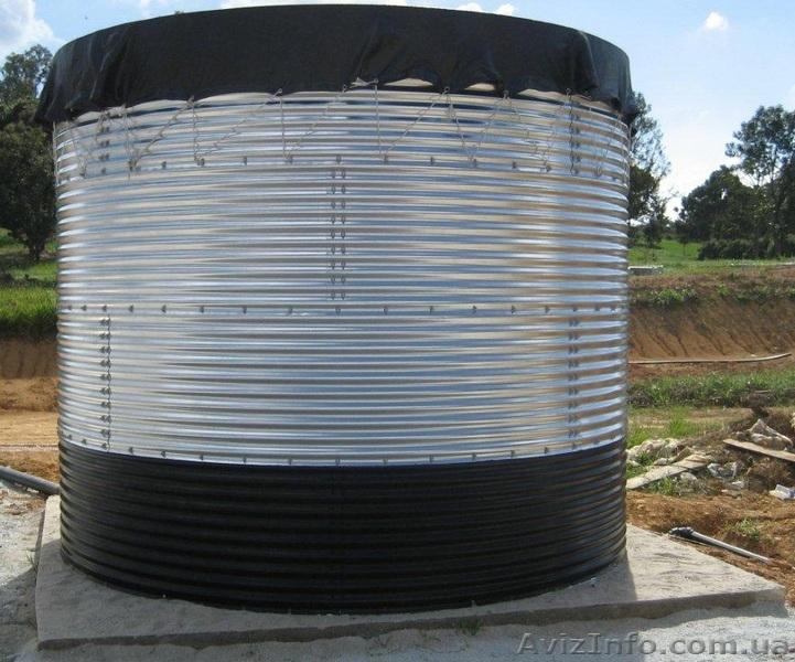 Резервуары большие  на 50, 100, 200, 500 м3 и более, Объявление #1415873