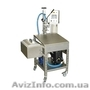 Оборудование для розлива в Bag in Box полуавтомат Италия,  разливочная машина